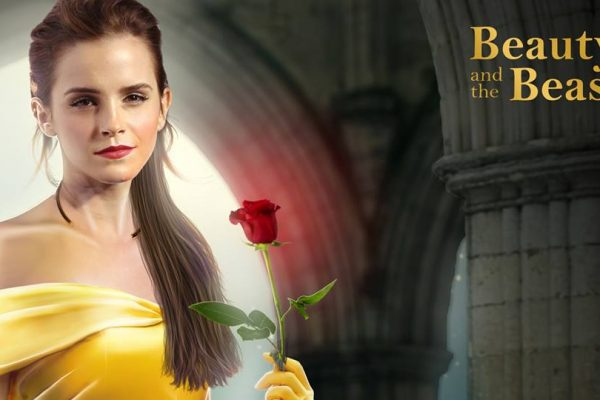 Primer avance oficial de la nueva película de Walt Disney 'Beauty and the Beast'
