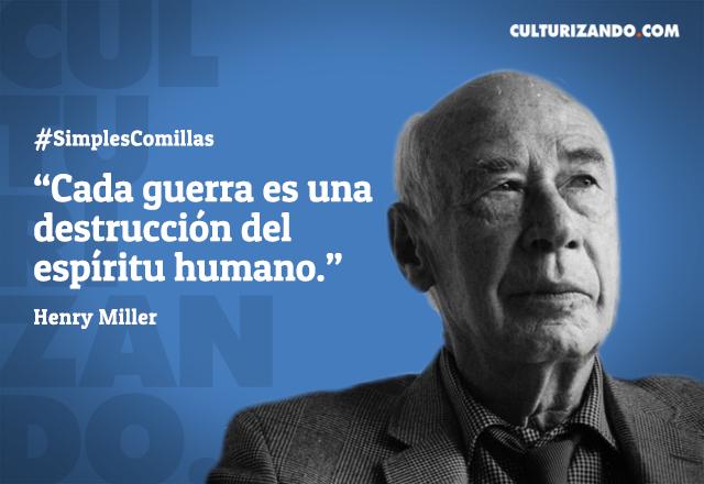 Frases de Henry Miller