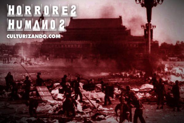 Horrores Humanos: La masacre de Tiananmen