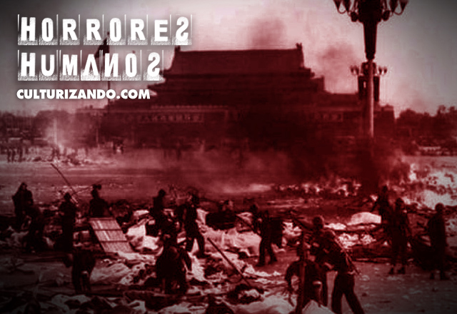 Masacre de Tiananmen