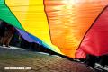 ¿Qué significa cada color de la bandera gay?