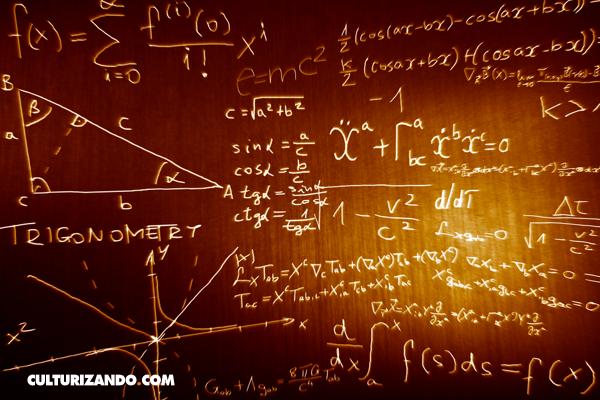 Ecuaciones que cambiaron la historia