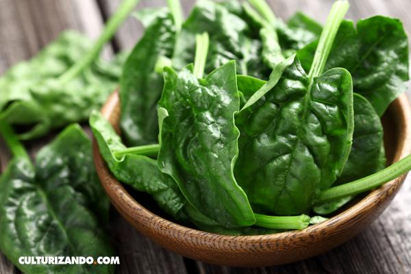 Beneficios de las espinacas