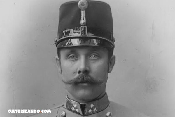 Archiduque Franz Ferdinand, heredero del Imperio Austro-Húngaro