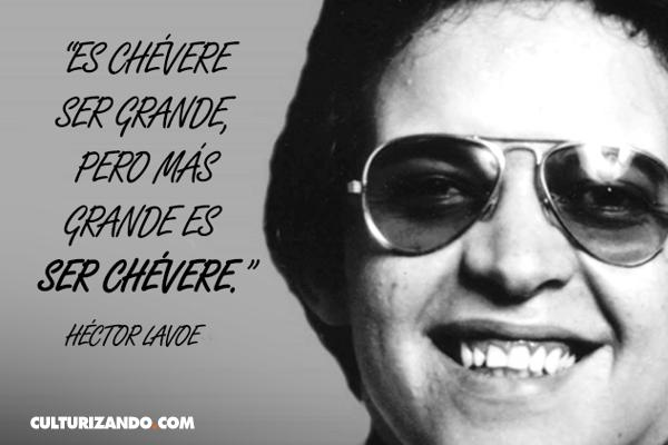 Recordando a 'El Cantante de Cantantes' Héctor Lavoe (+Video)