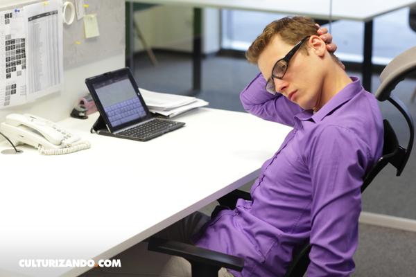 Permanecer sentado durante mucho tiempo es malo para la salud - culturizando.com | Alimenta tu Mente