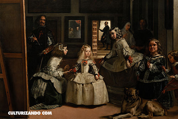 La curiosa historia detrás de 'Las Meninas' de Velázquez
