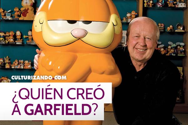 ¿Quién creó a Garfield?
