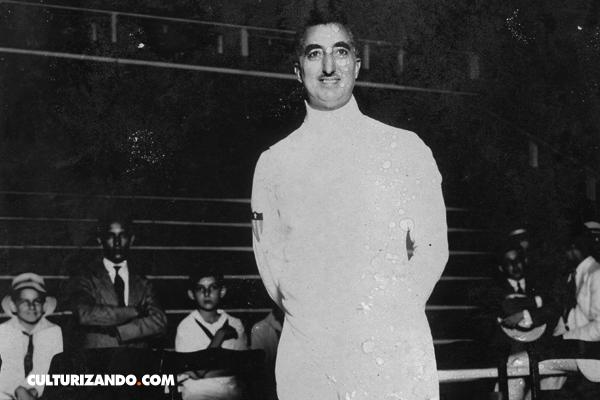 ¿Quién fue el primer latinoamericano en ganar una medalla de oro?
