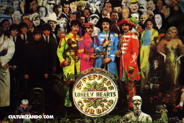 Sgt. Pepper´s Lonely Hearts Club Band