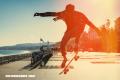 La curiosa historia del skateboarding