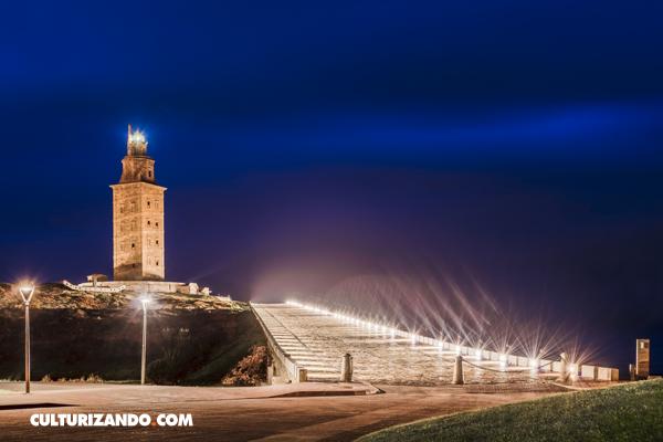 La Torre de Hércules, el faro en funcionamiento más antiguo del mundo (+Fotos)
