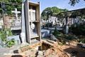 Profanan tumba de Rómulo Gallegos (+Fotos)