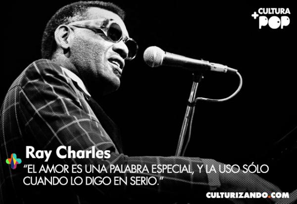 10 cosas que no sabías sobre Ray Charles (+Video)