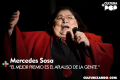 Por siempre «La Negra» Sosa (+Video)