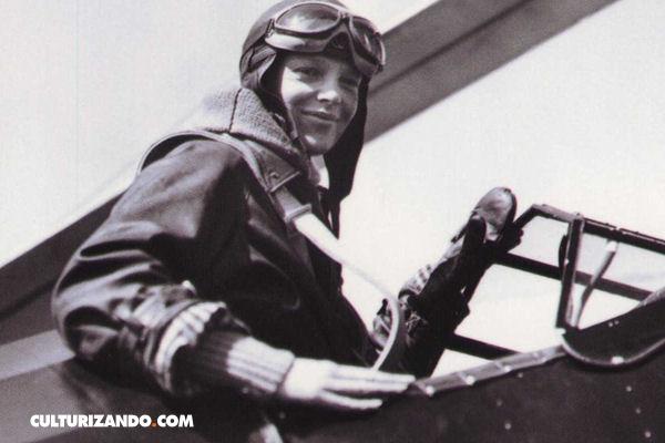 Amelia Earhart pudo no haber muerto como se cree