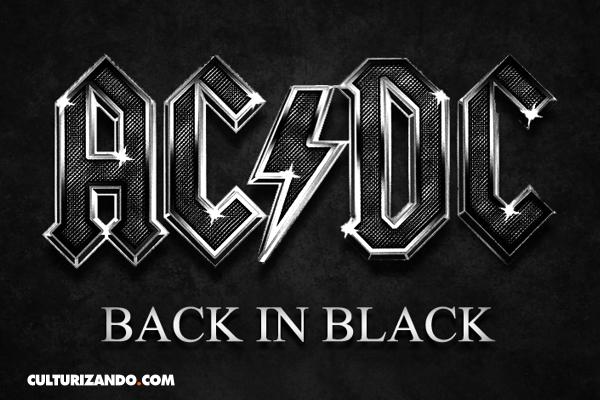 Grandes discos de todos los tiempos: Back In Black – AC/DC
