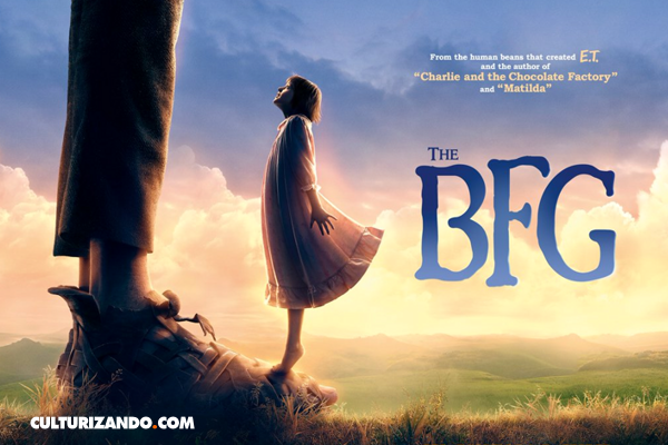 La Cartelera: 'The BFG' (+ Trailer)