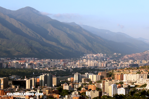 La historia de Caracas