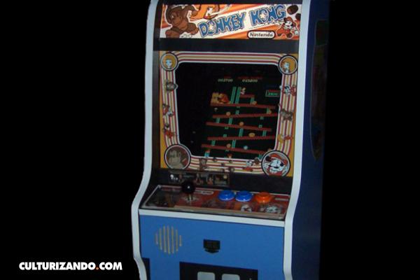 Donkey Kong, uno de los juegos más populares de la historia