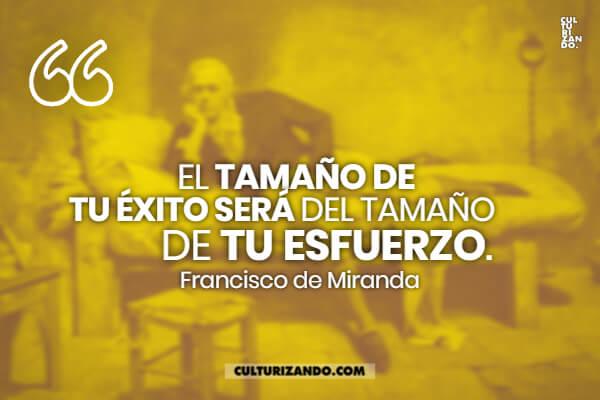 ¿Quién fue Francisco de Miranda?