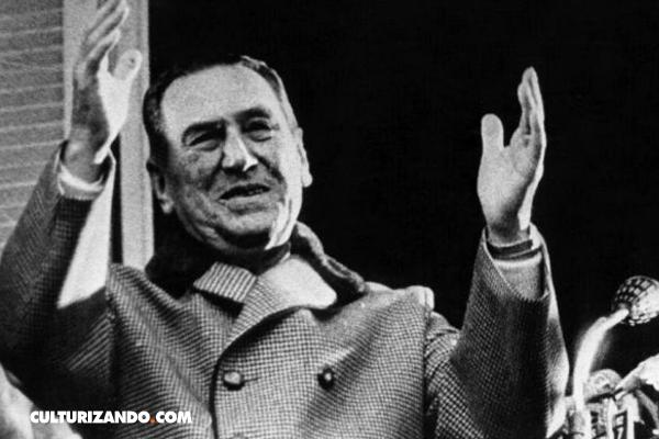 ¿Quién fue Juan Domingo Perón? (+Frases)