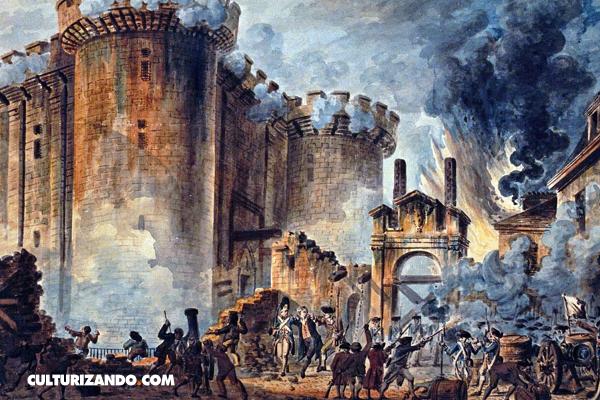 La historia de la Toma de la Bastilla