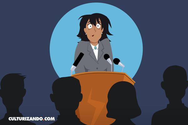 ¿Miedo a hablar en público? Puede que sufras de «Glosofobia»