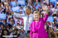 Obama: «Nadie está mejor preparada que Hillary Clinton»