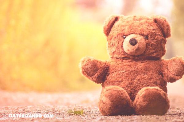 ¿Conoces el curioso origen del osito Teddy? (+Foto)