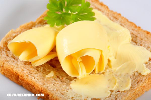 ¿Cuál es el origen de la margarina?