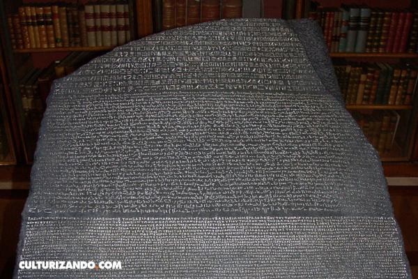 ¿Qué es la Piedra Rosetta?