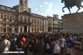 Puerta del Sol en Madrid reúne a tres mil cazadores de Pokémon Go