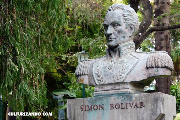 estatuas de Simón Bolívar