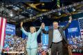 Tim Kaine acepta candidatura demócrata a vicepresidencia de Estados Unidos