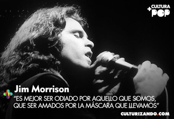 Jim Morrison: el Rey Lagarto no morirá jamás (+Video y Frases)