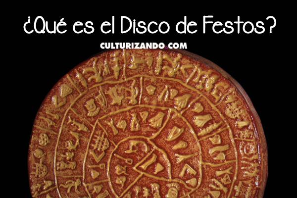 La Nota Curiosa: ¿Qué es el Disco de Festos?