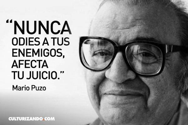 10 grandes frases de Mario Puzo