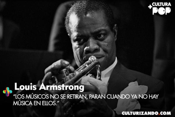 ¿Quién fue Louis Armstrong? (+Video)
