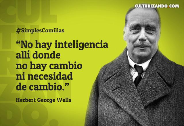 Frases de H.G. Wells