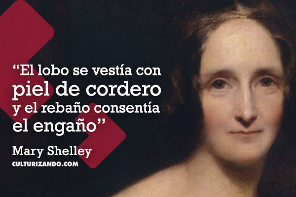 frases de Mary Shelly