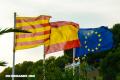 Tribunal de España suspende resolución independentista en Cataluña