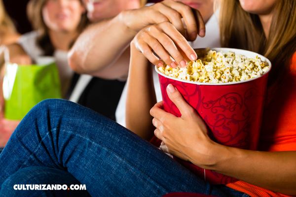 La Nota Curiosa: El origen de comer Popcorn (palomitas de maíz) en el cine