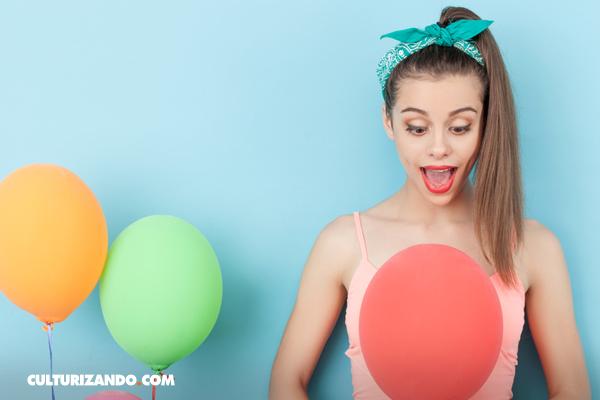 La Nota Curiosa: ¿Por qué el helio nos altera la voz?