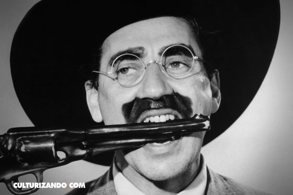 12 grandes frases de Groucho Marx