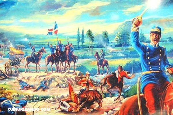 La historia de: La Guerra de la Restauración
