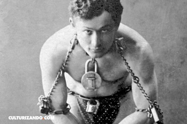 Leer para creer: el último truco de Harry Houdini