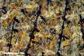¿Conoces esta obra? Blue Poles de Jackson Pollock