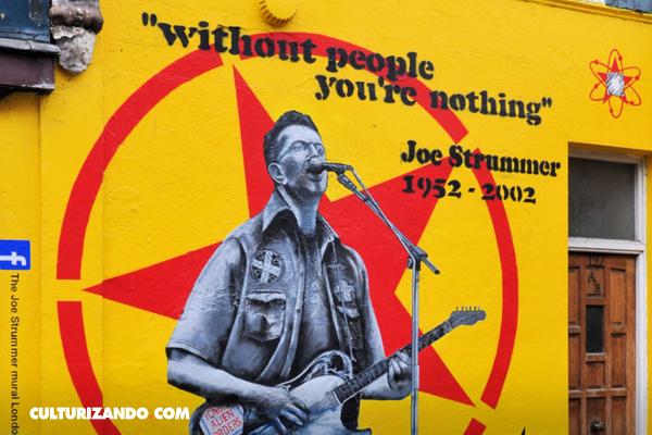 Recordando a Joe Strummer (+ Video)