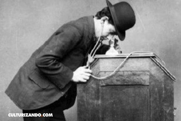 La curiosa historia del quinetoscopio